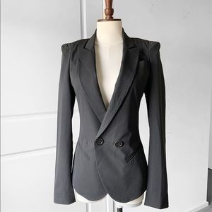 ASOS Tuxedo Blazer in Black